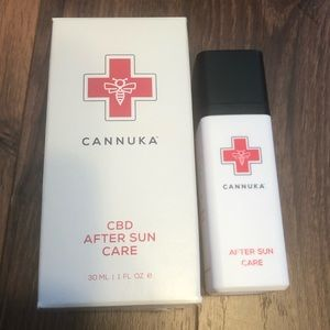 Cannuka After Sun Care 1oz Free Gift